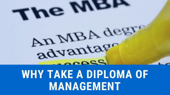 study diploma of management